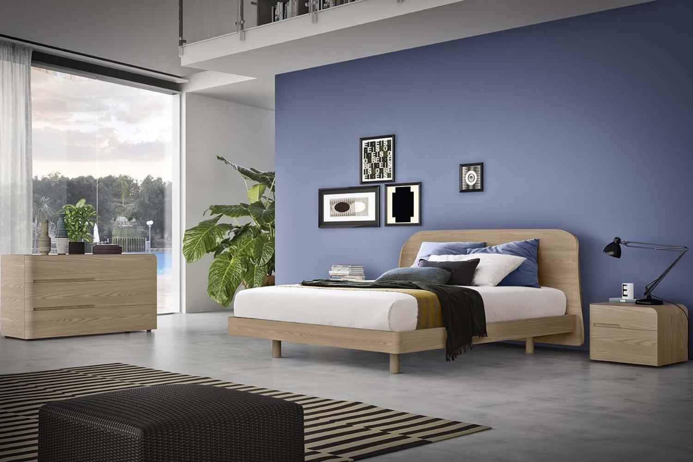 Camere matrimoniali moderne lineatre arredamenti alberobello - Ristrutturare camera da letto ...