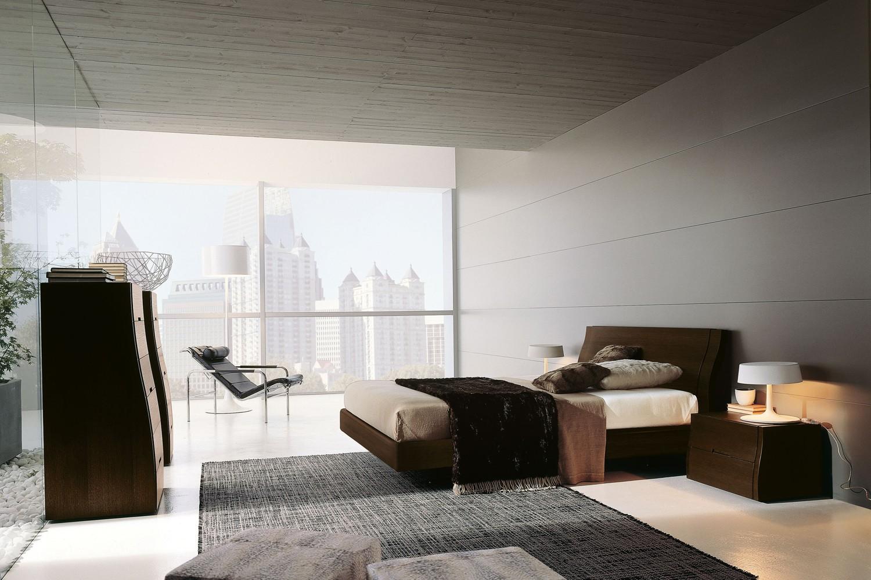 Camere matrimoniali moderne lineatre arredamenti alberobello - Camera da letto fendi ...
