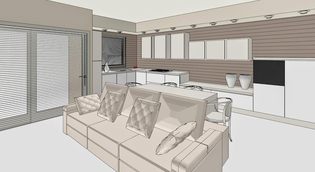 Cucina soggiorno lineatre arredamenti alberobello - Divano in cucina ...