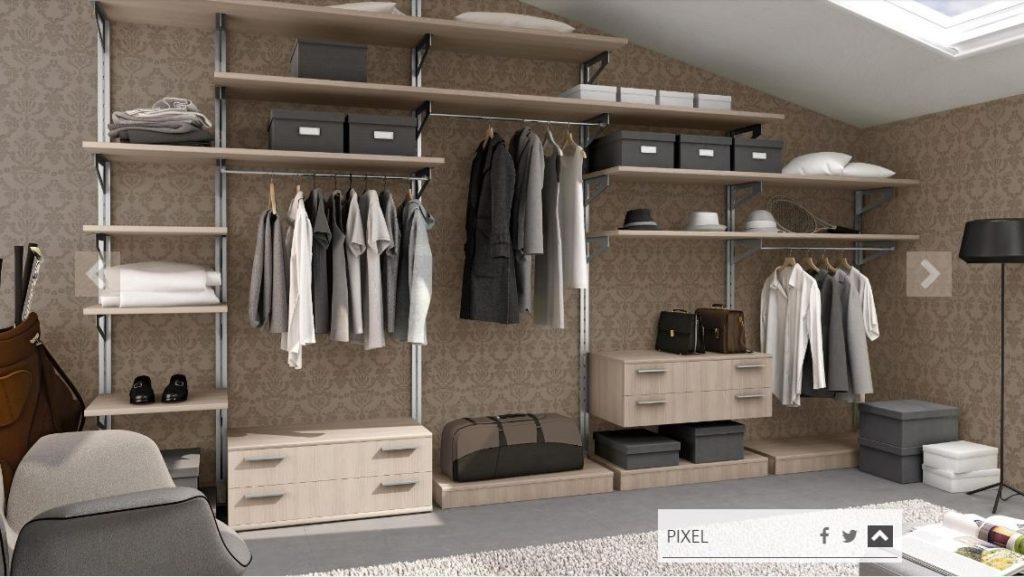 Cabine Armadio Soluzioni : La cabina armadio soluzioni tipologie e costi medi