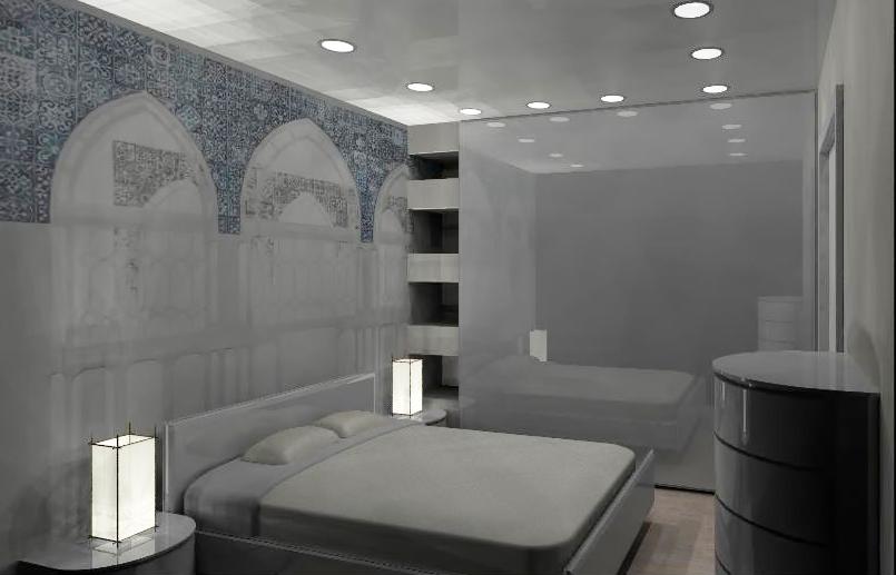 Come arredare una piccolissima camera matrimoniale for Camera matrimoniale arredamento