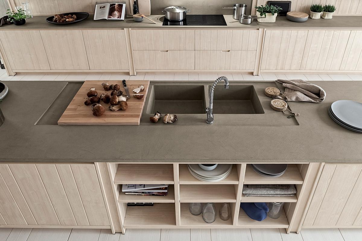 6 regole per una cucina perfetta lineatre arredamenti for Piani di coperta e idee