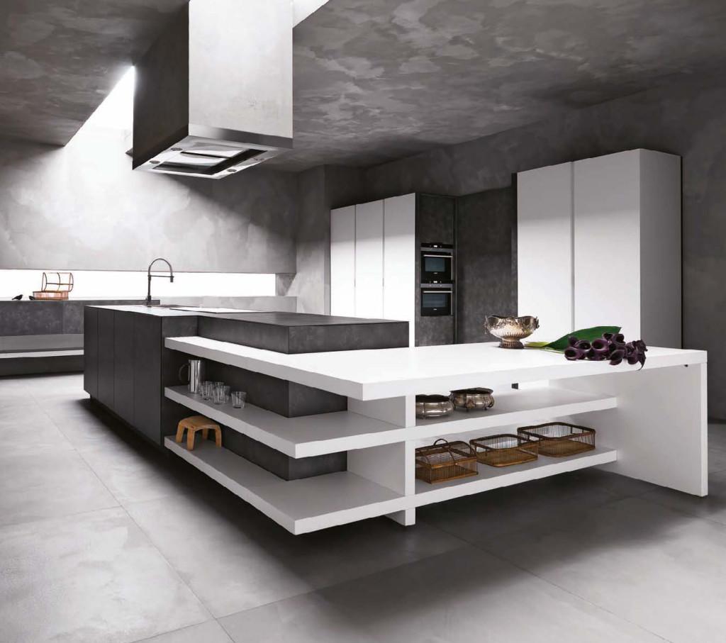 Una penisola in cucina lineatre arredamenti alberobello - Cesar cucine opinioni ...