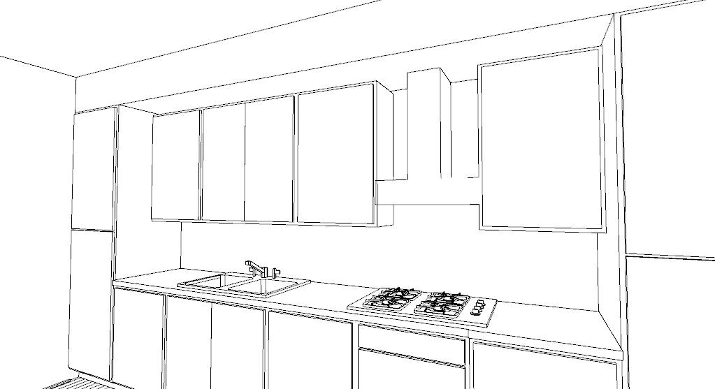 come predisporre gli impianti in cucina. - lineatre arredamenti