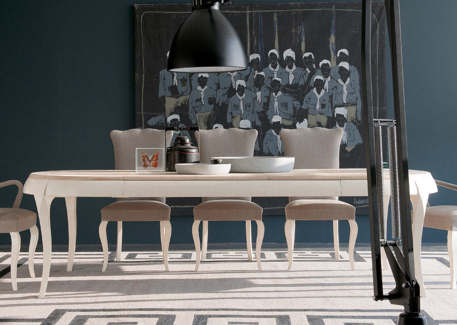 Tavolo e consolle allungabili for Marchetti arredamenti