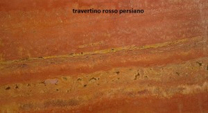 TRAVERTINO ROSSO