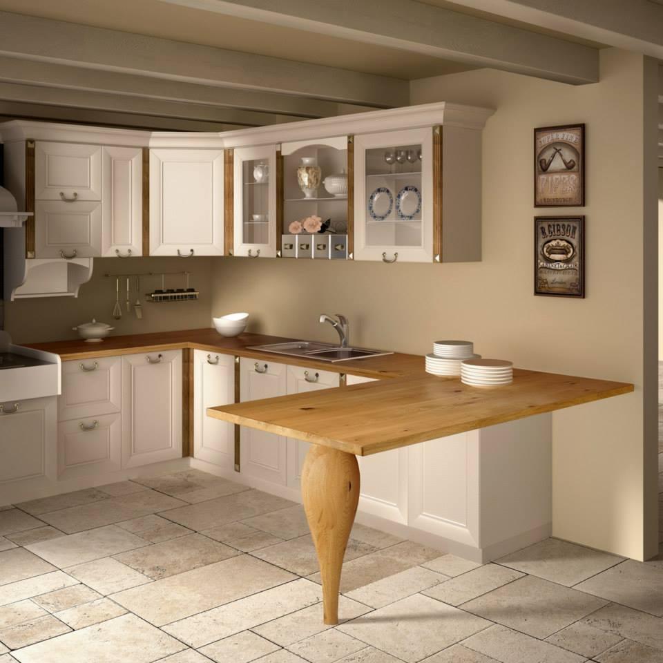 Quale top in cucina il piano in legno lineatre for Piano cucina legno