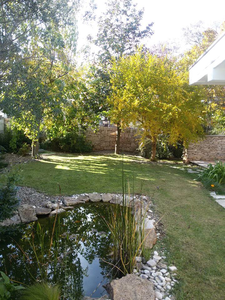 ilo giardino in novembre