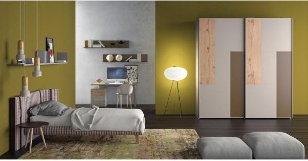 La camera per ragazzi lo spazio contenitivo capitolo 2 for Progettare cameretta