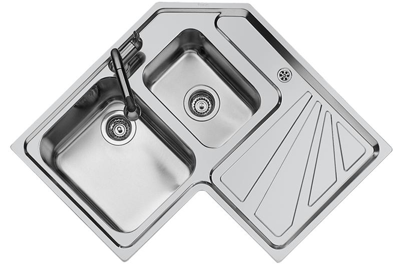 6 domande frequenti sulle cucine lineatre arredamenti - Lavandini ad angolo per cucina ...