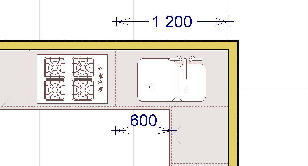 6 domande frequenti sulle cucine lineatre kucita gli esperti dell 39 arredamento - Misure cucine componibili ad angolo ...