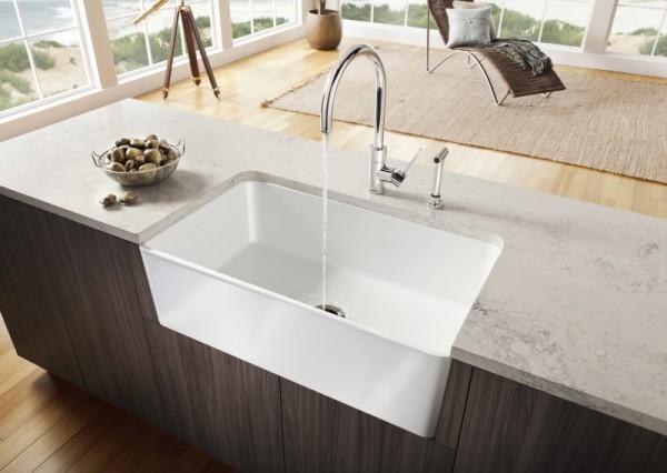 Il lavello in cucina - lineatre - kucita - gli esperti dell\'arredamento