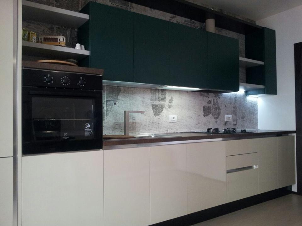 Tra basi e pensili in cucina - lineatre - kucita - gli esperti dell ...