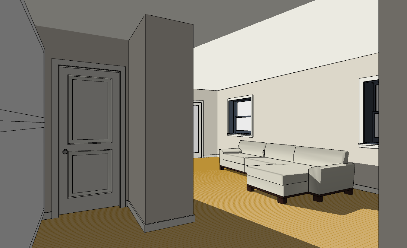 Corridoio Lungo Casa : Un lungo corridoio anni 60. demolire? lineatre arredamenti alberobello