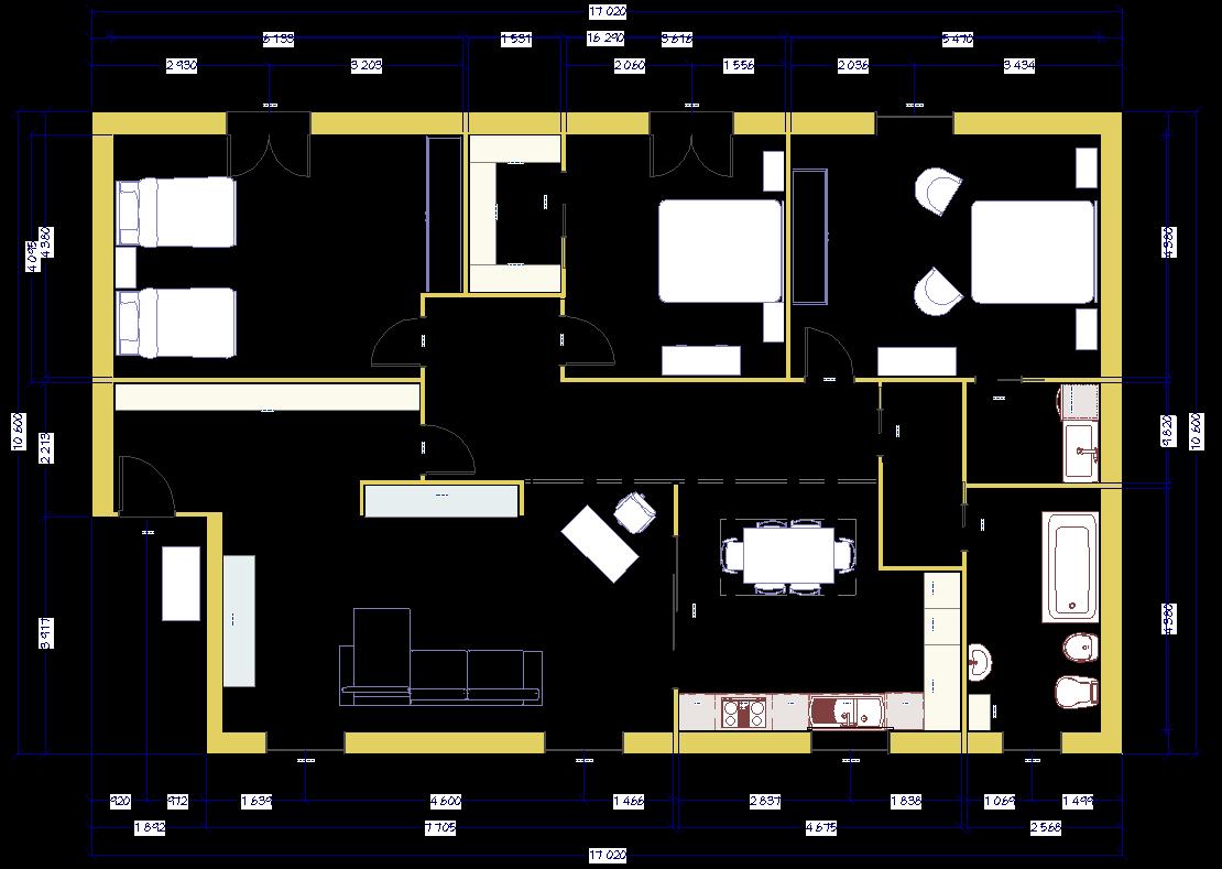 Appartamento anni 60 ristrutturazione