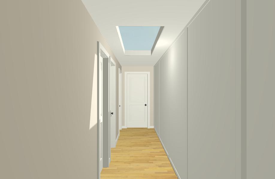 Come arredare un corridoio