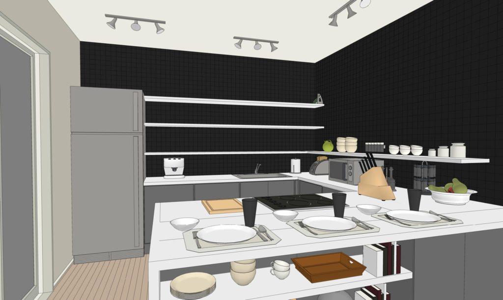 Cucina archivi lineatre arredamenti alberobello for Accessori pensili cucina