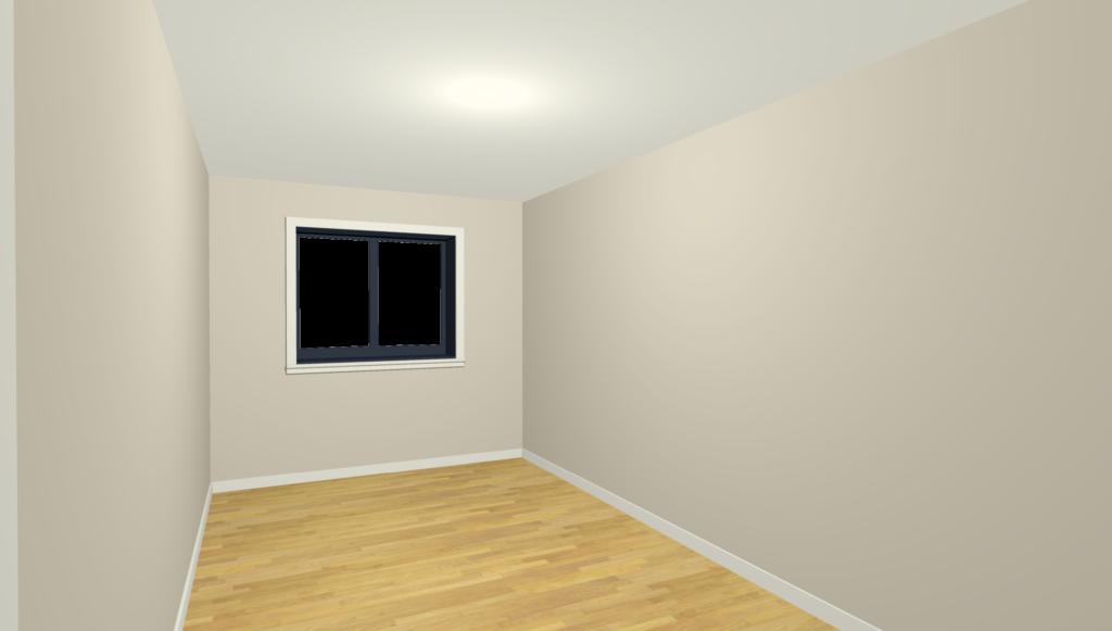 Cameretta lunga e stretta archivi lineatre arredamenti for Arredare camera da letto di 10 mq
