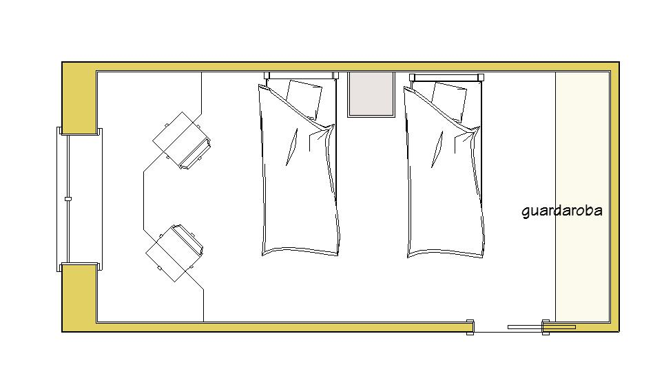 Arredare cucina lunga e stretta archivi lineatre for Camera letto stretta e lunga
