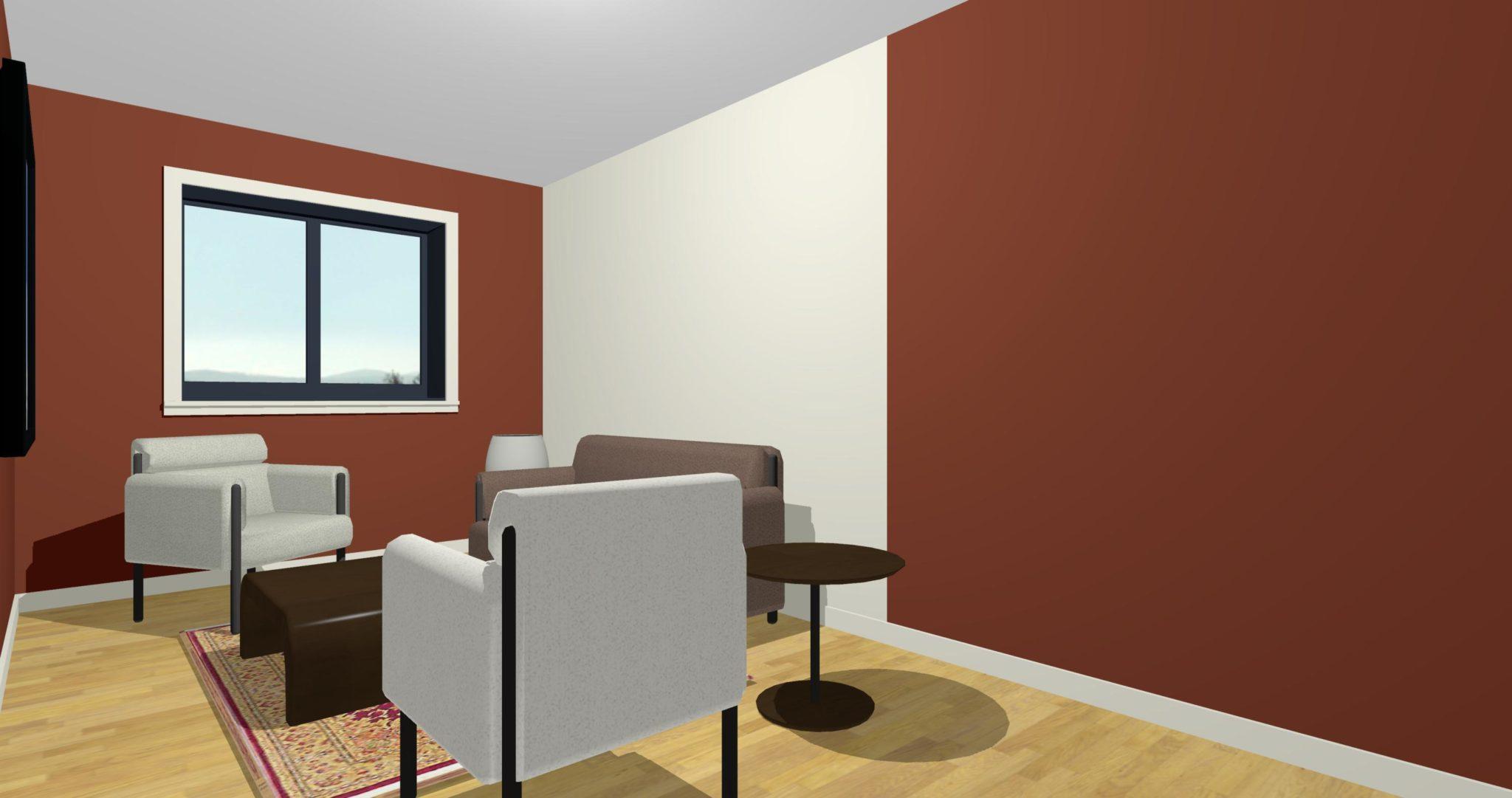 Arredare Camera Da Letto Stretta : Sei regole per arredare una camera lunga e stretta lineatre