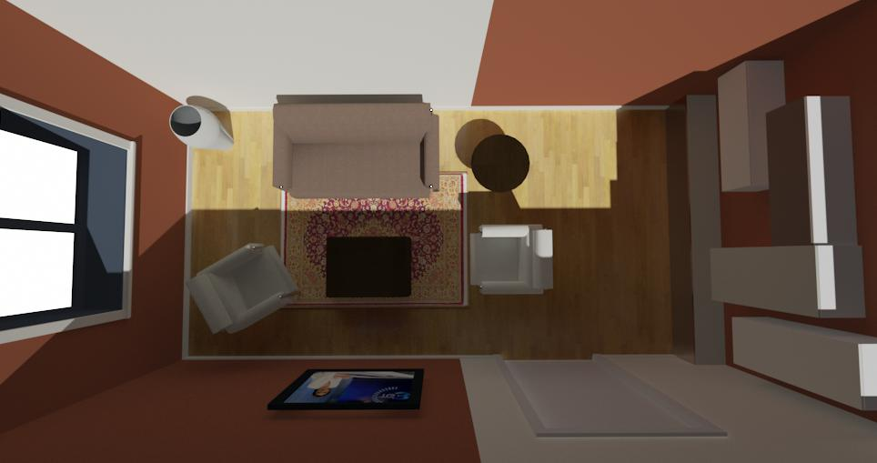 Camera Ospiti Per Vano Cucina : Sei regole per arredare una camera lunga e stretta lineatre