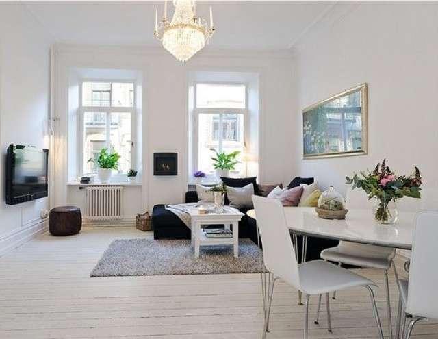 Cosa abbinare al pavimento effetto legno lineatre kucita gli esperti dell 39 arredamento - Cucine stile scandinavo ...