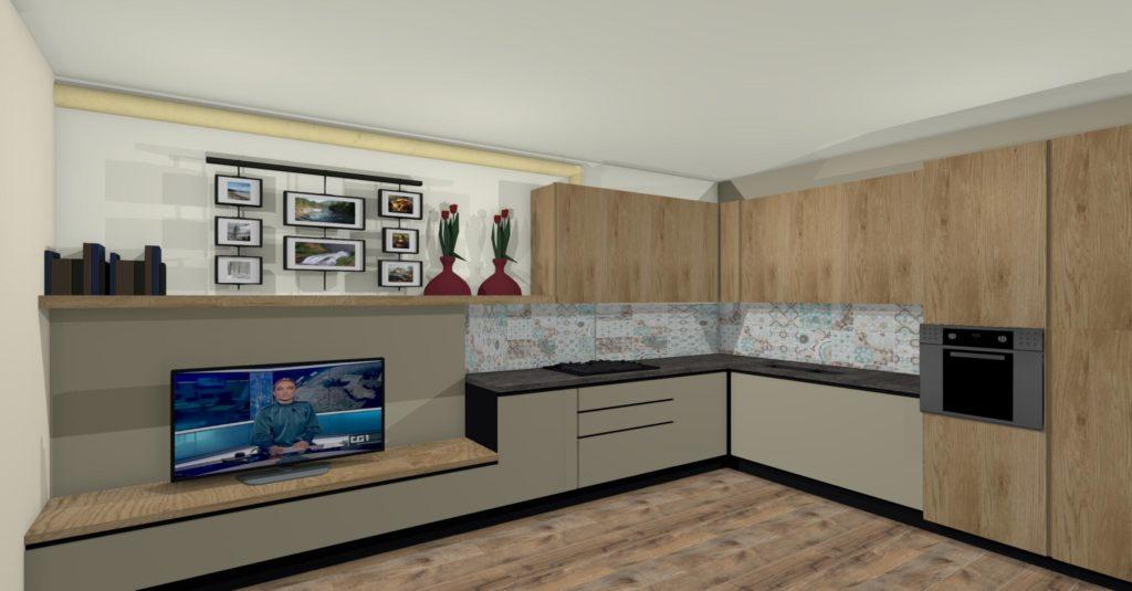 Cucina archivi lineatre arredamenti alberobello - Montaggio cappa cucina ...
