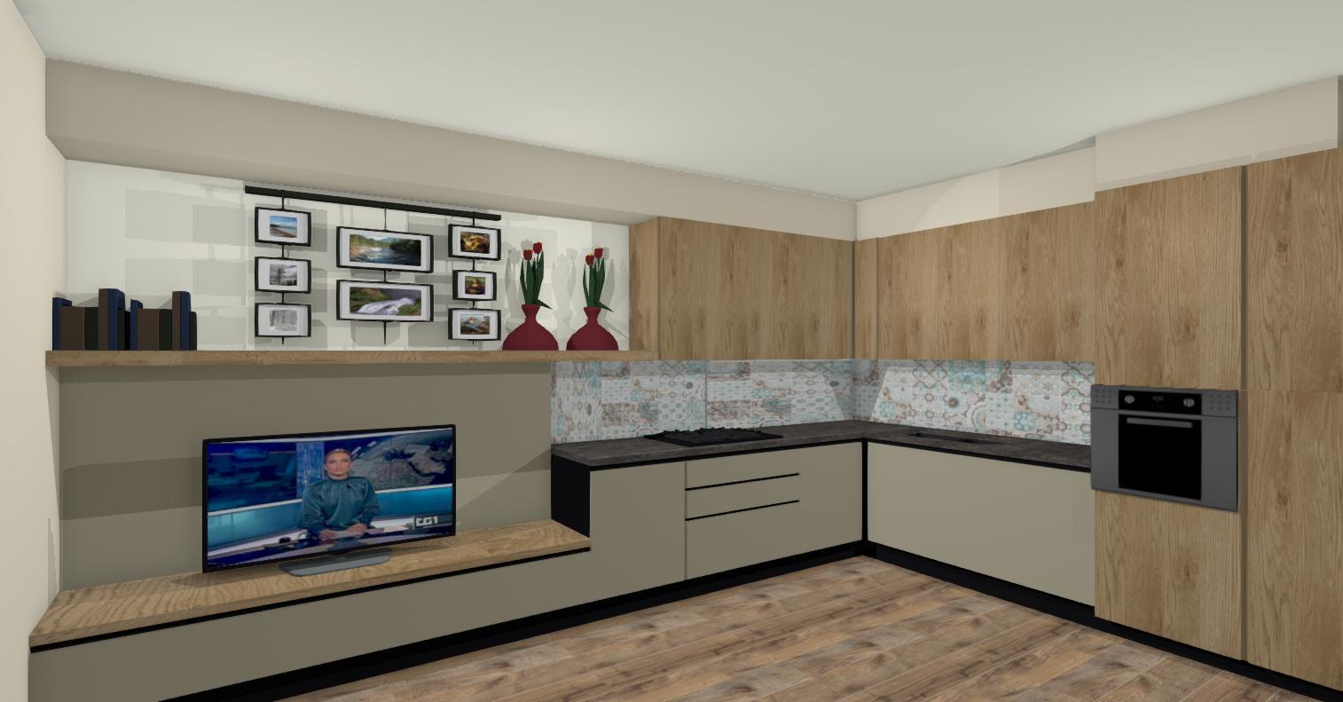 Cucina archivi lineatre arredamenti alberobello - Cappa cucina senza canna fumaria ...