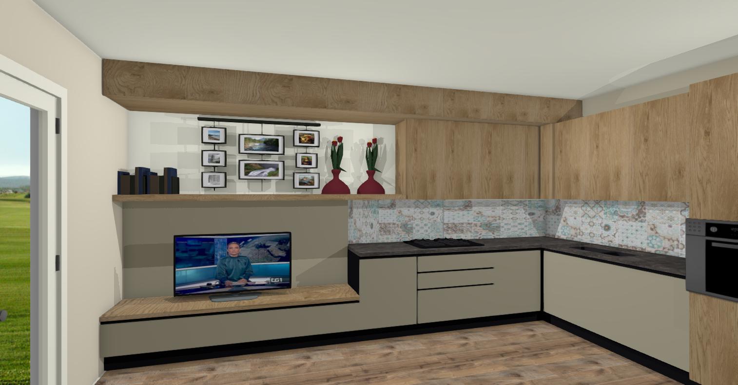 Cucina archivi lineatre arredamenti alberobello - Profondita mobili cucina ...