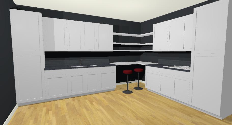 Come trasformare una cucina lineare in angolare - Lineatre ...