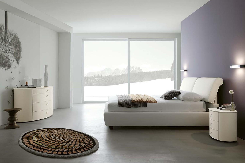 Camere matrimoniali moderne lineatre kucita gli for Arredamento stanza da letto