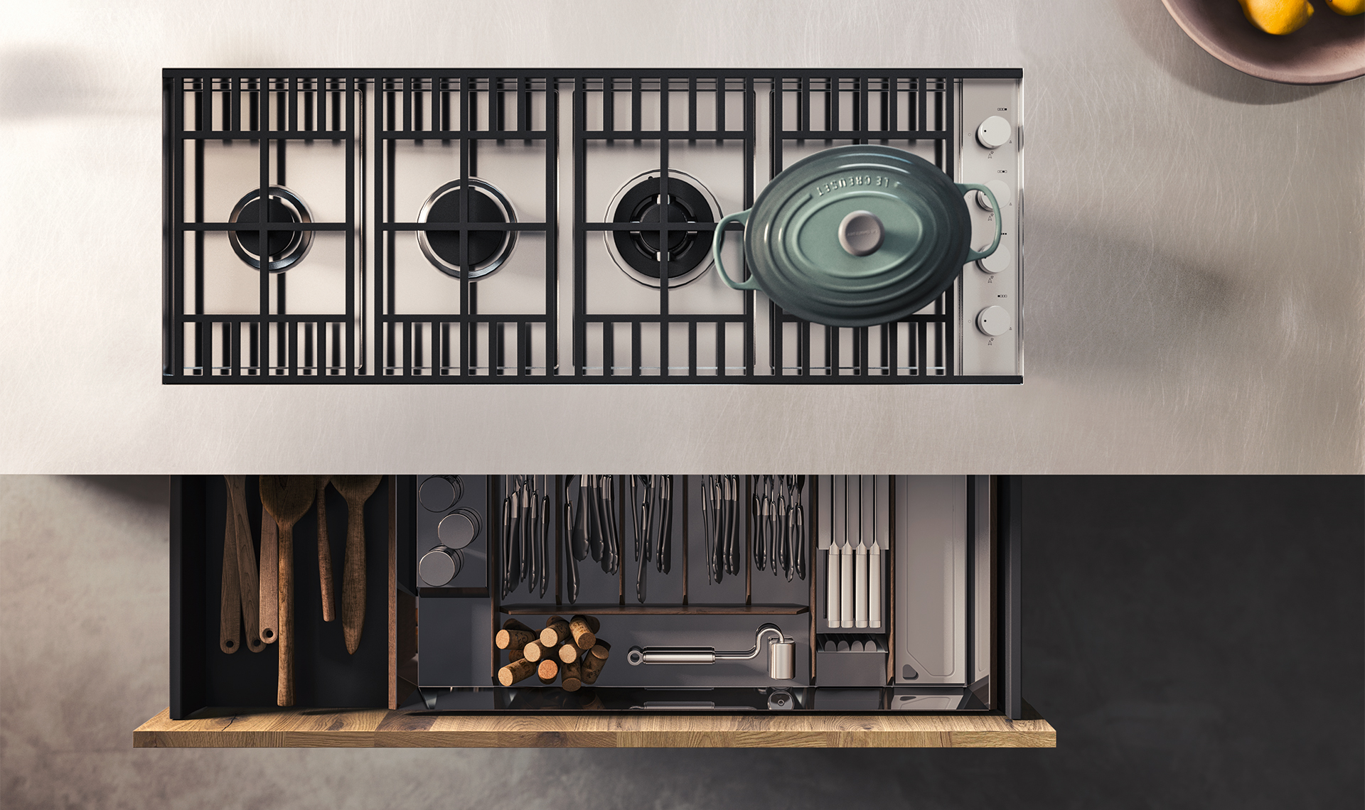 Cucine Moderne Di Alta Qualita.Cucine Moderne Lineatre Kucita Gli Esperti Dell