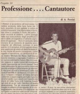 Read more about the article Arredare è come scrivere una canzone