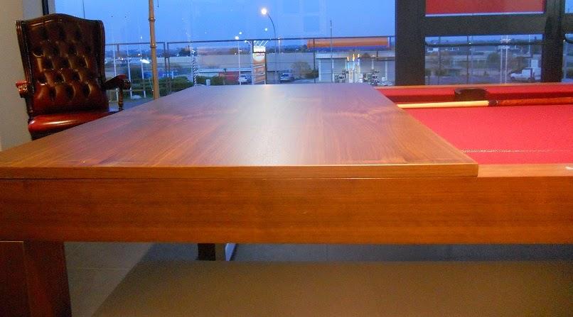 You are currently viewing Un tavolo da pranzo… anzi da biliardo!