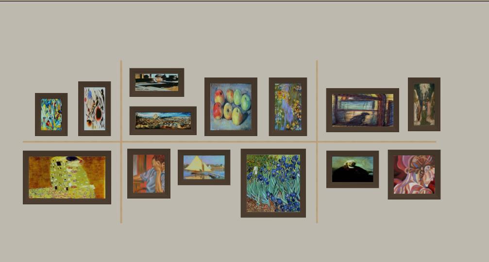 You are currently viewing Come appendere i quadri alle pareti