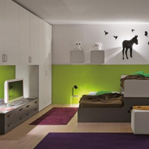 Read more about the article La camera per ragazzi. Lo spazio vitale. Capitolo 1
