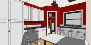 Read more about the article Come creare dal nulla un ripostiglio in cucina