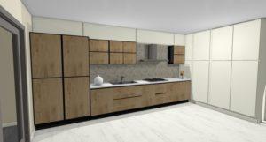 Read more about the article Come trasformare una cucina lineare in angolare
