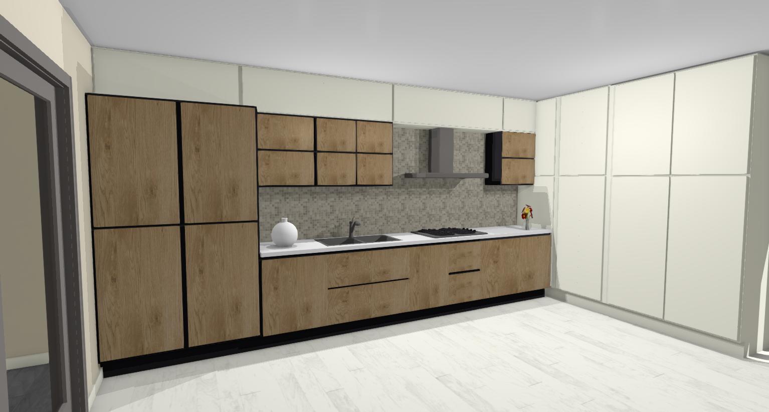 You are currently viewing Come trasformare una cucina lineare in angolare