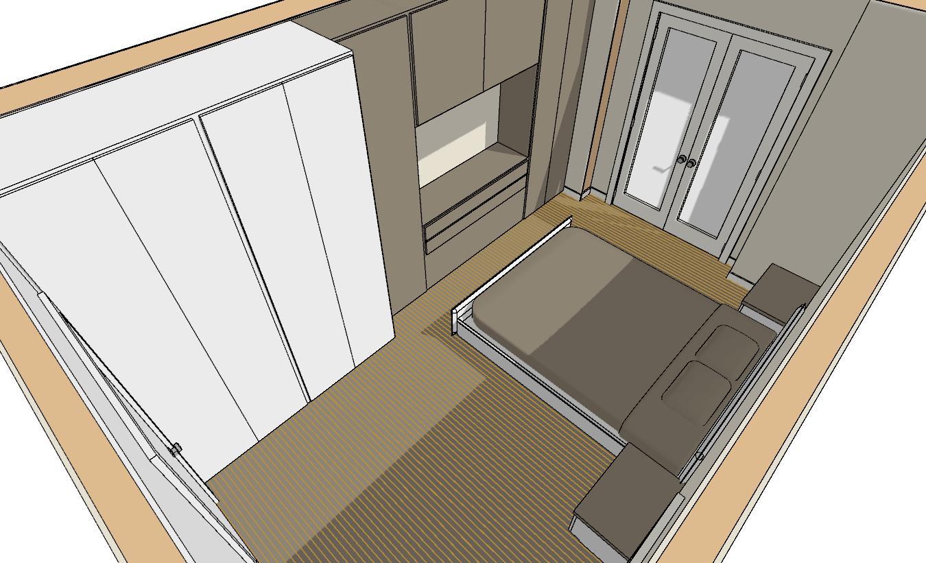 Dimensioni Finestre Camera Da Letto sei regole per arredare una camera lunga e stretta
