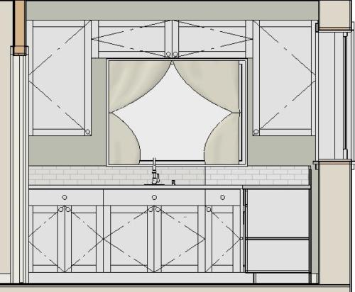 Lavello sotto finestra 2